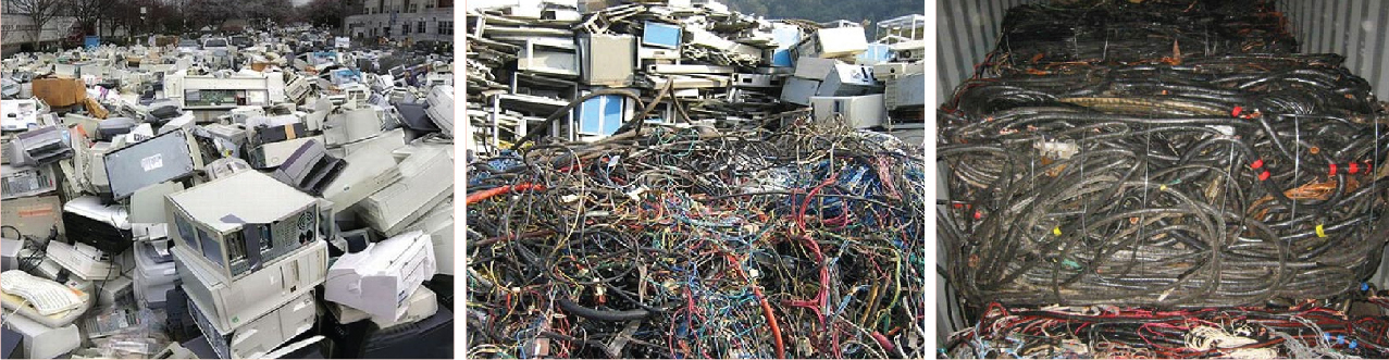 Disposal of Ewaste  Items
